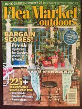 Flea Market Outdoors Bargain Scores Junk Garden Makeover #182 2016 FREE SHIPPING
