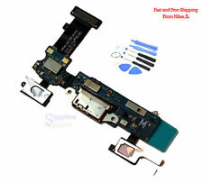 New Samsung Galaxy S5 SM-G900M USB Charging Port Dock Flex Cable with Tools OEM