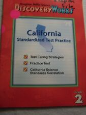 Houghton Mifflin Discovery Works Grade 2 California Test Practice 0618024166