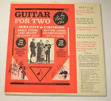 """RARE Gene Leis - GUITAR FOR TWO Vinyl LP - GT-1 12"""""""