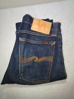 Nudie Jeans - Women's Super Slim Kim - Natural Dark - Jeans Size 27W 32L