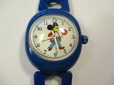 FC2: Vintage 1970 degalan Hippie Mickey Watch