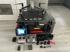 DJI Inspire 2 X5S and extras!