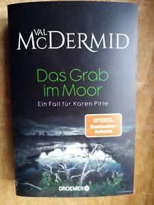 Das Grab im Moor von Val McDermid