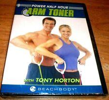 Beachbody Power Half Hour Arm Toner With Tony Horton (DVD 2004) Muscle Structure