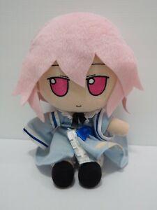 "Touhou Project Legit Fumo Fumo Yuyuko  Gift Plush 8"" MISSING HAT Toy Doll Japan"
