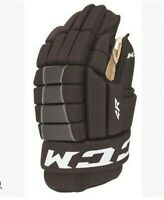 CCM 4R Senior Hockey Gloves new size senior
