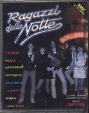 Ragazzi della notte - MOLELLA - 2 MC MUSICASSETTE OST 1995 NEAR MINT CONDITION