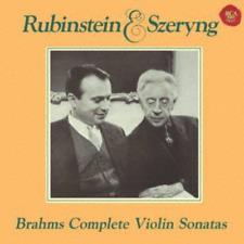 HENRYK SZERYNG-BRAHMS: COMPLETE VIOLIN SONATAS-JAPAN BLU-SPEC CD2 D73