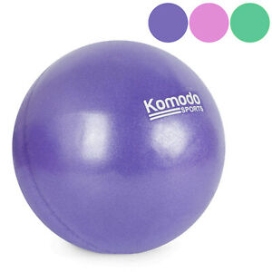 Yoga Pilates EXERCISE BALL Gym Class Balance Support Training Soft Fitness Aid