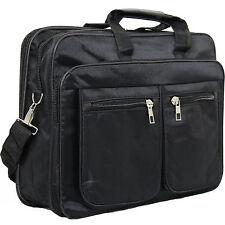 "15"" 17"" Borsa Custodia Laptop Con Cinturino & Zip"