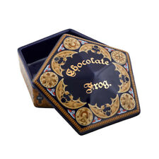 Universal Studios Harry Potter Chocolate Frog Ceramic Trinket Box New