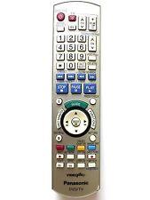 PANASONIC DVD/VCR COMBINATION REMOTE EUR7659YN0 for DMREX95VEBS DMREZ45VEBS hole