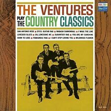 The Ventures - Play The Country Classi [New CD] Japanese Mini-Lp Sleeve, Shm CD,
