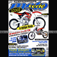 MOTO VERTE N°277 HUSQVARNA 250 WR KTM EXC RICKY CARMICHAEL YAMAHA YZM 400 1997
