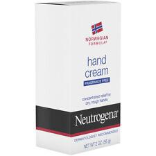 Neutrogena Hand Cream Fragrance Free 2 oz 56 g Fragrance-Free