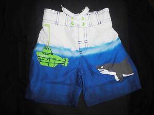 NWT Gymboree Boys Swim Shop Swimsuit Board Shorts Selection 0-3 M through 8