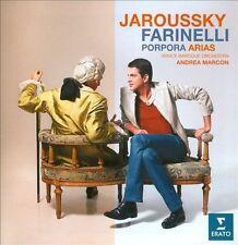 Farinelli & Porpora His Master's Voice, New Music