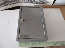 Leichtung Workshops Metal Locking Key Box