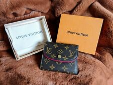 Louis Vuitton Monogram Ariane Wallet Fuschia