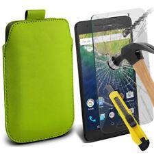Fundas de color principal verde para teléfonos móviles y PDAs Huawei