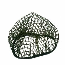 WWII WW2 US Army M1 Helmet Net Cover Cotton Camouflage Army Green