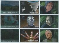 1996 Skybox Star Trek Voyager Season 2 SP Short Print 191-199 Strange New Worlds
