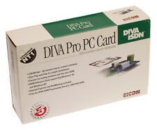 Eicon 305-196 DIVA Pro ISDN PC Card Modem Terminal Adapter Interface NEW IN BOX
