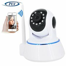 PLV 1080P WiFi Wireless IP Security Camera, for Baby /Elder/ Pet/Nanny Monitor,