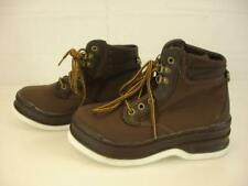 Mens 7 M HODGMAN LAKESTREAM Felt Bottom Wading Fly Fishing Boots Lace-Up Ankle