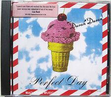 DURAN DURAN CD Perfect Day USA PROMO 2 Track w/ Sticker MINT / UNPLAYED