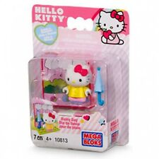 Mega Bloks Hello Kitty Rainy Day 10813 Building Blocks