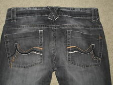DKNY Size 9 Measure Short Extreme Brooklyn Jean Stretch Womens L 27.5