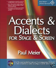 ACCENTS & DIALECTS FOR STAGE AND SCREEN (WITH 12 CDS)