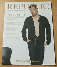 Republic - Fritz Hansen SWEDISH ART DESIGN INTERIORS MAGAZINE