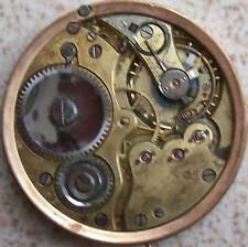 Xfine Pocket movement & enamel dial 46,5 mm. in diameter chronometric regulator