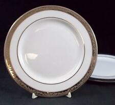 Lenox LANDMARK PLATINUM 2 Bread & Butter Plates SHOWROOM INVENTORY with tag