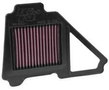 Kn air filter Reemplazo Para Yamaha YBR125; 2013-2014