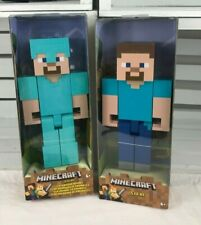 Minecraft cintres série 2 Lot loose Alex Diamond Steve /& Série 1 Steve