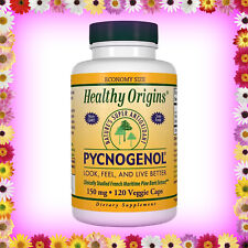 120 vcaps 150 mg Healthy Origins PYCNOGENOL