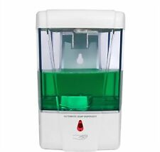 Automatic hand cleaning station battery or mains powered 650ml