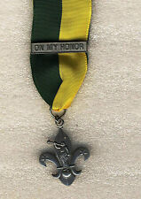 Scout Adult LDS Religious Medal ON MY HONOR Church Jesus Christ Latter Day Sain