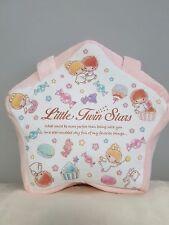 Sanrio Little Twin Stars Pouch Japan Kiki Lala Brand New