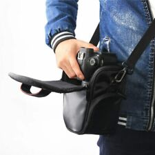 SLR DSLR Camera Shoulder Bag Waist Case for Nikon Canon EOS Sony Lens Waterproof