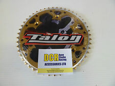 TALON REAR SPROCKET GOLD TO FIT SHERCO, HUSQVARNA(PRE 2014), GAS GAS