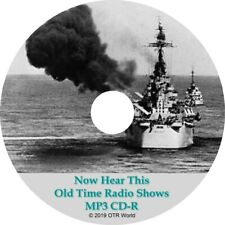 Now Hear This Old Time Radio Shows OTR OTRS 20 Episodes MP3 CD-R
