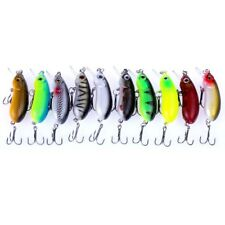 1Pcs 5cm 6.7g Mini Crank bait Fishing Lures Hard Wobblers Fishing Tackle Kit
