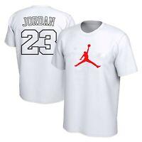 Camiseta Hombre t-shirt men 23 chicago bulls Michael Jordan