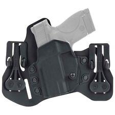 Blackhawk Leather Tuckable Pancake Holster Glock 17/22/31 422000BK-L Left Hand