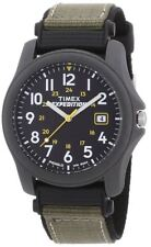 TIMEX T42571 EXPEDITION CAMPER GREEN NYLON STRAP MEN'S WATCH